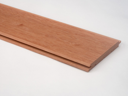 Tongue & groove cladding