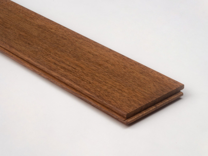 Unfinished solid wood flooring - 14 x 90