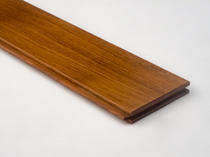 UV lacquered solid wood flooring- 15 x 120