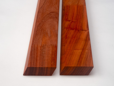 Parallelo 21 - Feather-edge solid board