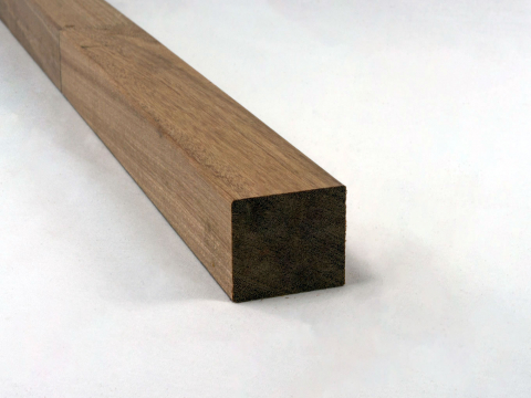Underlying beam - Four sides planed with rounded edges - Finger-jointed